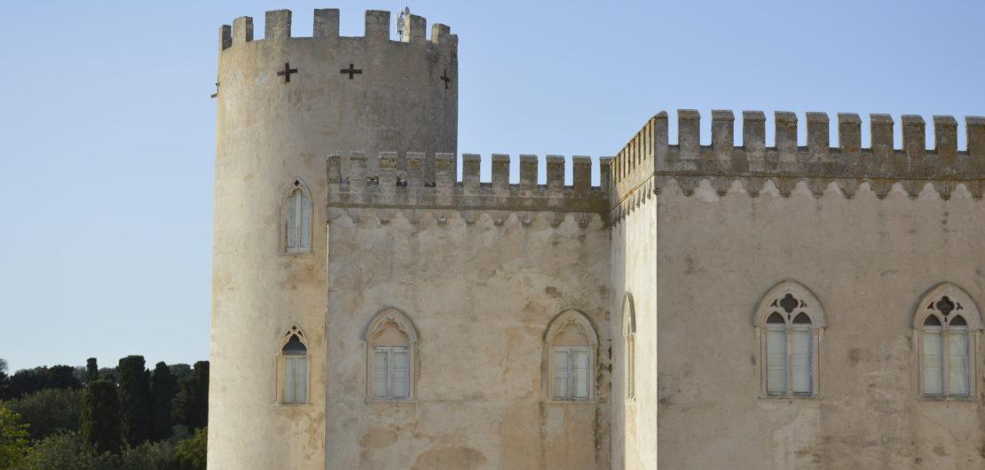 Castle of Donnafugata