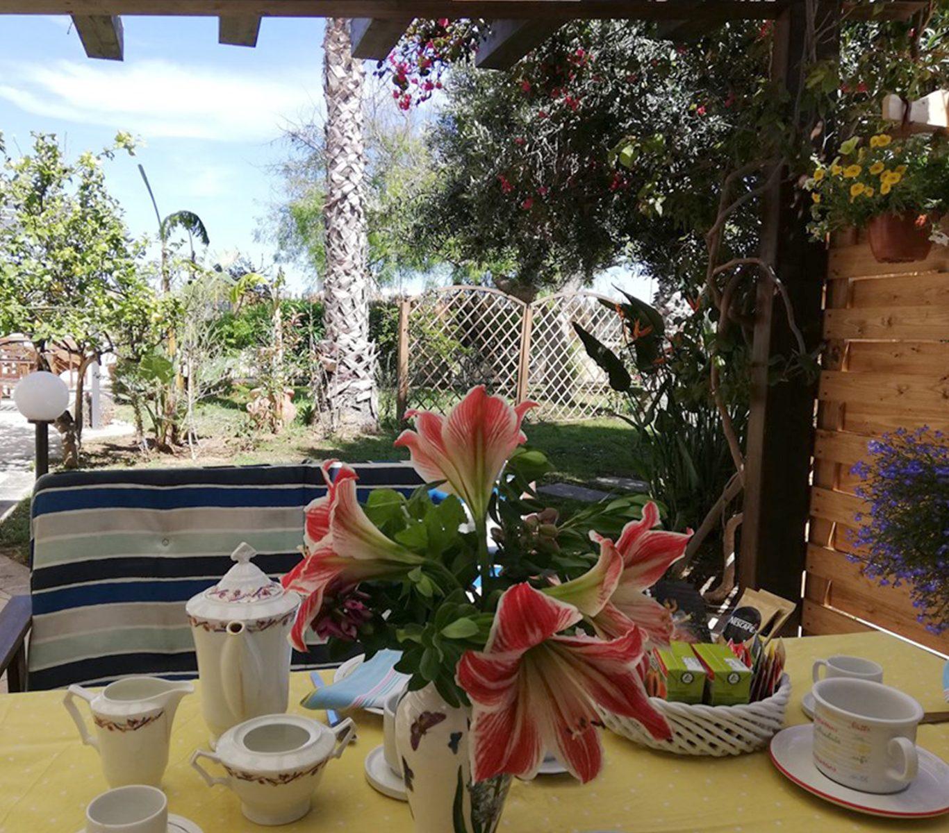 Breakfast at Ficomoro
